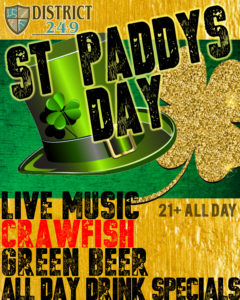 St. Paddy's Party!