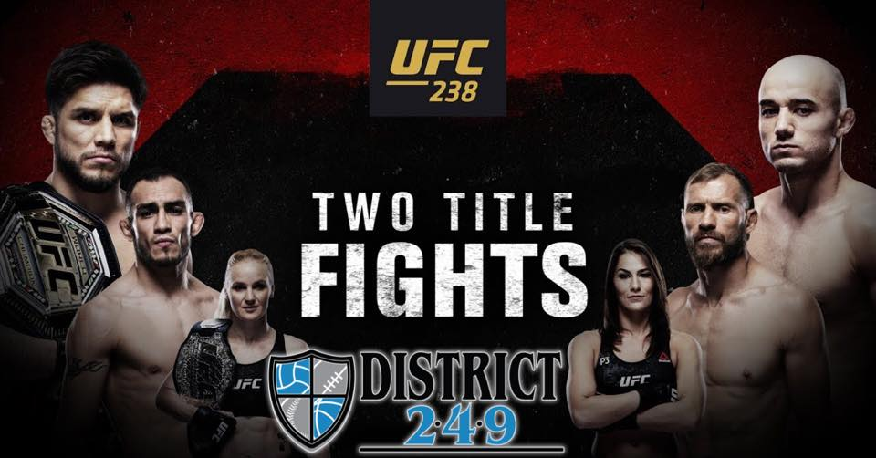 UFC 238 PPV