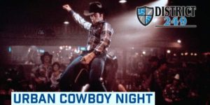 Urban Cowboy Night