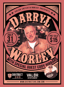 Darryl Worley LIVE