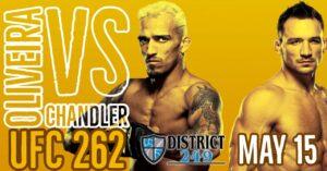 UFC 262 PPV | NO COVER